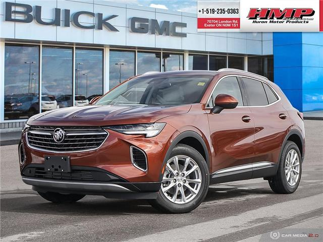 2021 Buick Envision Preferred (Stk: 89867) in Exeter - Image 1 of 27