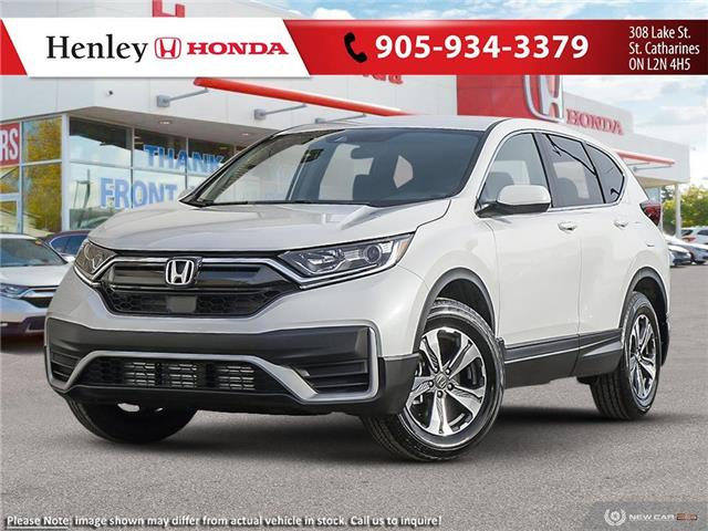 2021 Honda CR-V LX (Stk: H19482) in St. Catharines - Image 1 of 23