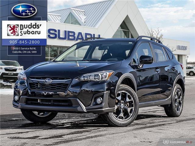 2018 Subaru Crosstrek Touring (Stk: A21003A) in Oakville - Image 1 of 26