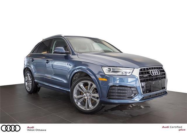2018 Audi Q3 2.0T Progressiv (Stk: 93372B) in Nepean - Image 1 of 17