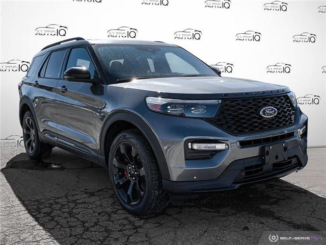 2021 Ford Explorer ST (Stk: S1082) in St. Thomas - Image 1 of 27