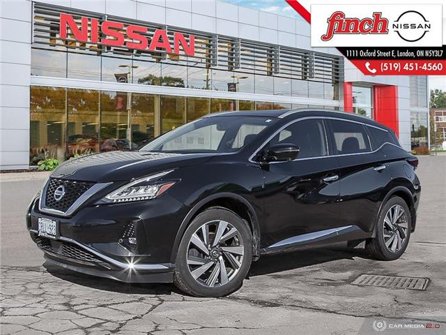 2019 Nissan Murano SL (Stk: 5642) in London - Image 1 of 25