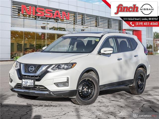2017 Nissan Rogue  (Stk: 16025-A) in London - Image 1 of 26
