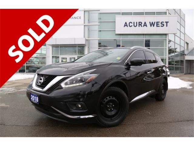 2018 Nissan Murano SL (Stk: 7365A) in London - Image 1 of 1