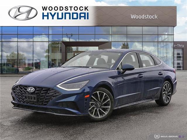 2020 Hyundai Sonata Ultimate (Stk: HD20033) in Woodstock - Image 1 of 27
