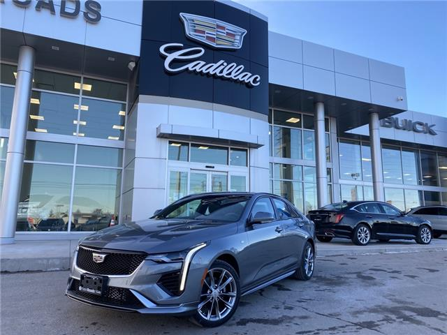 2021 Cadillac CT4 Sport (Stk: 0128945) in Newmarket - Image 1 of 29
