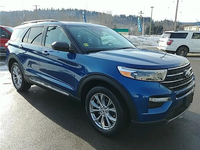 2021 Ford Explorer XLT (Stk: 21T022) in Quesnel - Image 1 of 15