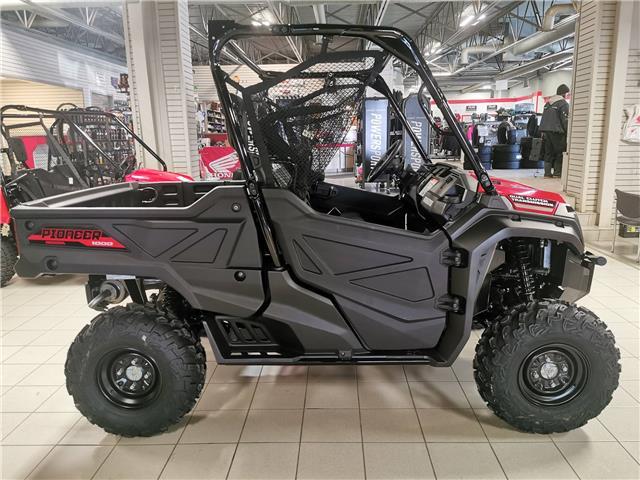 2021 Honda PIONEER 1000 STANDARD (Stk: 21HX-011) in Grande Prairie - Image 1 of 4