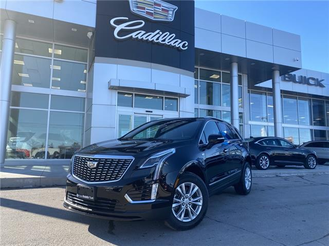 2021 Cadillac XT5 Luxury (Stk: Z173338) in Newmarket - Image 1 of 26