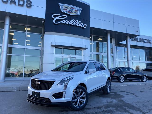 2021 Cadillac XT5 Sport (Stk: Z172387) in Newmarket - Image 1 of 27