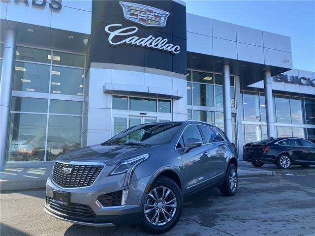 2021 Cadillac XT5 Premium Luxury (Stk: Z171026) in Newmarket - Image 1 of 28