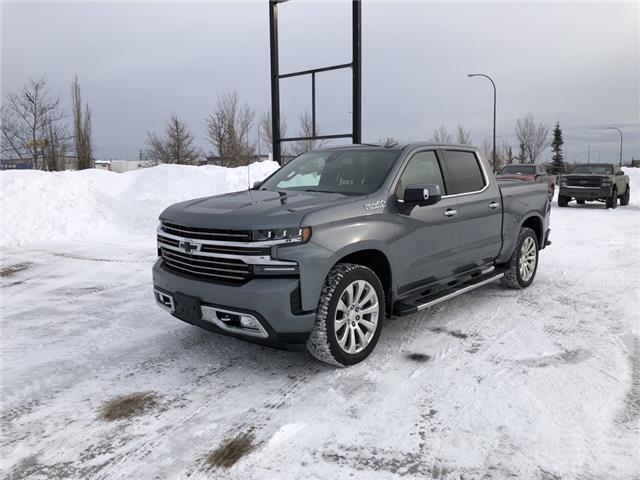 2019 Chevrolet Silverado 1500 High Country (Stk: P21-020) in Grande Prairie - Image 1 of 25