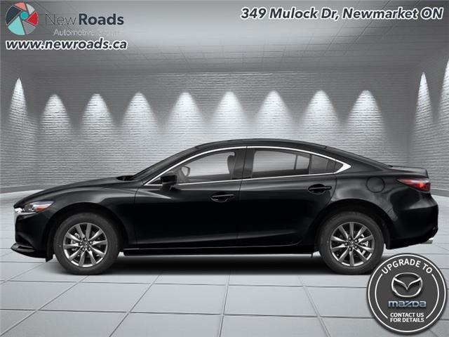 New 2021 Mazda MAZDA6 GS-L  - Sunroof -  Leather Seats - $100.11 /Wk - Newmarket - NewRoads Mazda