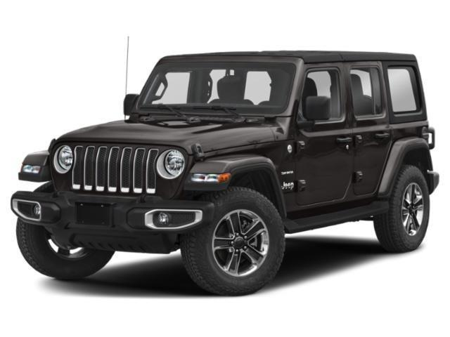 2020 Jeep Wrangler Unlimited Sahara (Stk: P3612) in Pembroke - Image 1 of 1