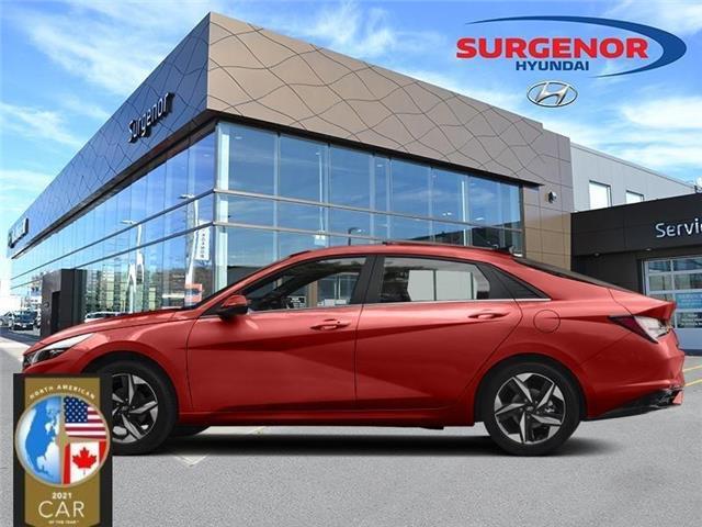 2021 Hyundai Elantra Preferred (Stk: S20174) in Ottawa - Image 1 of 17