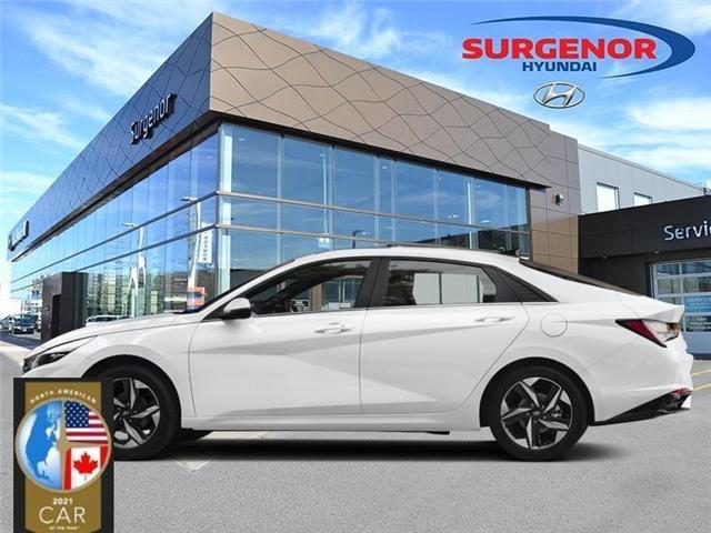 2021 Hyundai Elantra Preferred (Stk: S20198) in Ottawa - Image 1 of 24