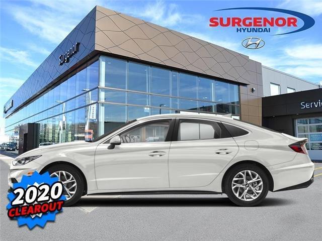 2020 Hyundai Sonata Luxury (Stk: S00394) in Ottawa - Image 1 of 19