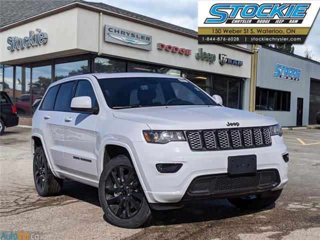 2021 Jeep Grand Cherokee Laredo (Stk: 35998) in Waterloo - Image 1 of 16