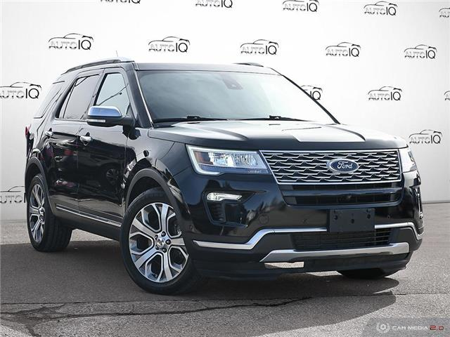 2018 Ford Explorer Platinum (Stk: P5925) in Oakville - Image 1 of 28