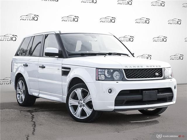 2011 Land Rover Range Rover Sport HSE White