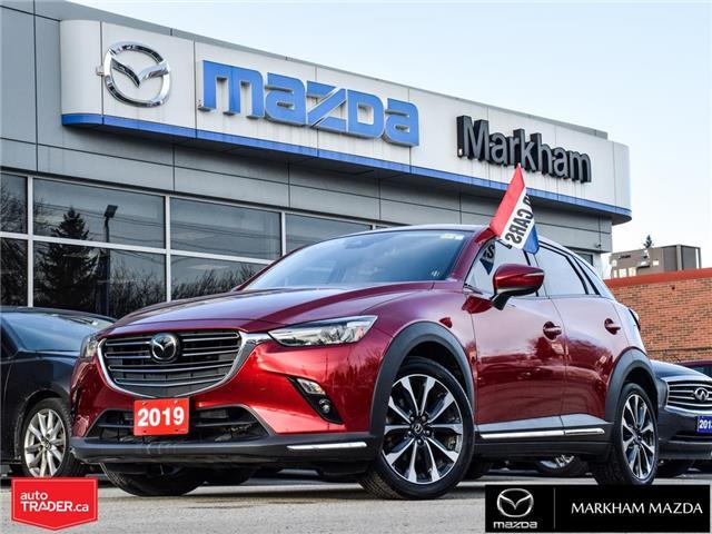 2019 Mazda CX-3 GT (Stk: H210198A) in Markham - Image 1 of 28