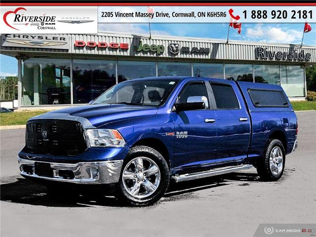 2018 RAM 1500 SLT (Stk: W02001) in Cornwall - Image 1 of 27