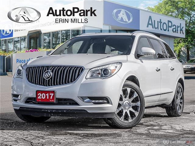 2017 Buick Enclave Leather (Stk: 256405AP) in Mississauga - Image 1 of 26