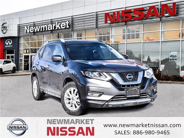 2018 Nissan Rogue SV (Stk: UN1200) in Newmarket - Image 1 of 20