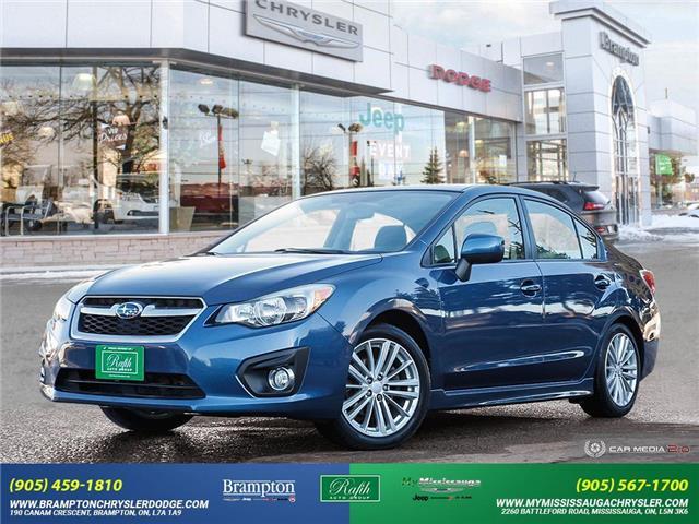 2013 Subaru Impreza 2.0i Sport Package (Stk: 13952) in Brampton - Image 1 of 30