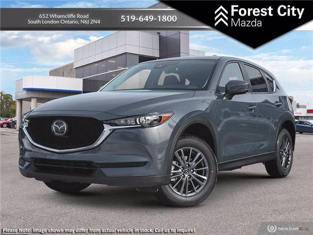 2021 Mazda CX-5 GS (Stk: 21C54347) in London - Image 1 of 23