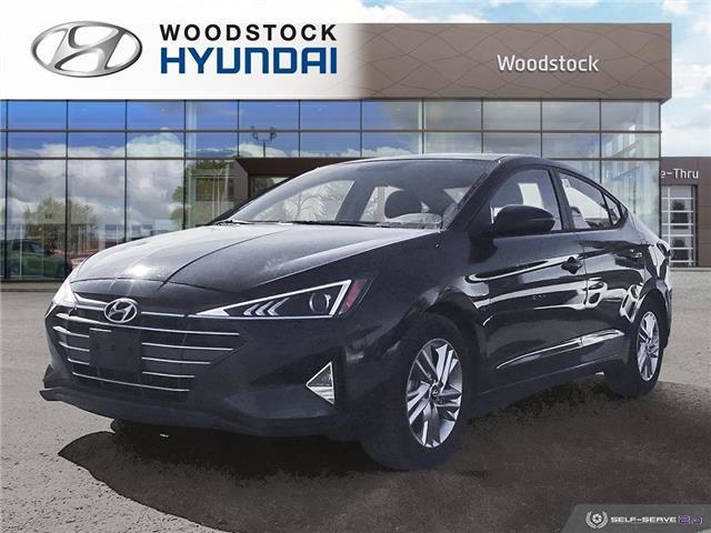2020 Hyundai Elantra Preferred (Stk: HD20058) in Woodstock - Image 1 of 25