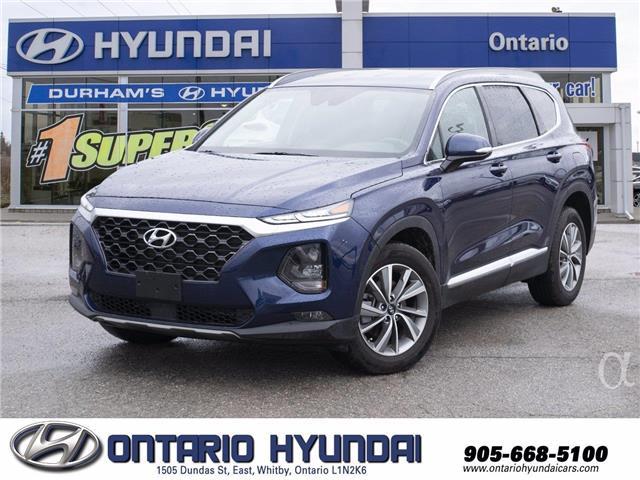 2020 Hyundai Santa Fe Preferred 2.4 (Stk: 39643K) in Whitby - Image 1 of 19