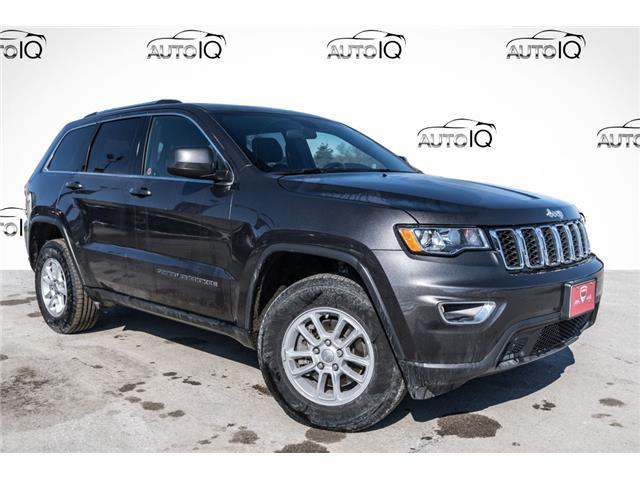 2019 Jeep Grand Cherokee Laredo Dark Grey