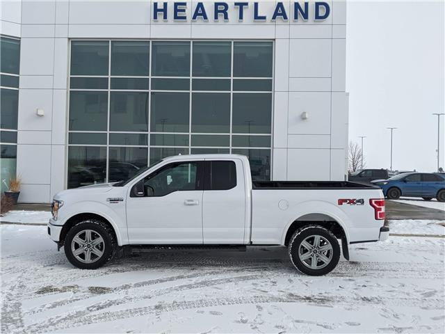2018 Ford F-150 XLT (Stk: B10917) in Fort Saskatchewan - Image 1 of 37