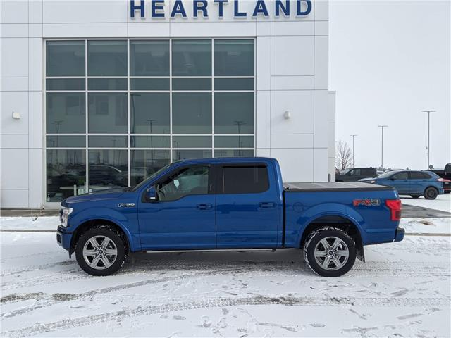 2018 Ford F-150 Lariat (Stk: MEX005A) in Fort Saskatchewan - Image 1 of 39