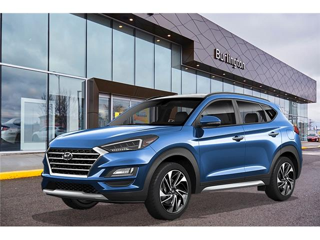 2021 Hyundai Tucson Preferred w/Sun & Leather Package (Stk: N2850) in Burlington - Image 1 of 3