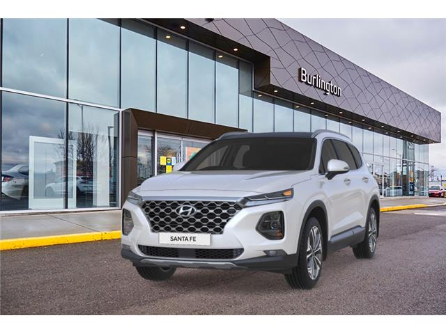 2021 Hyundai Santa Fe HEV Preferred w/Trend Package (Stk: N2847) in Burlington - Image 1 of 1