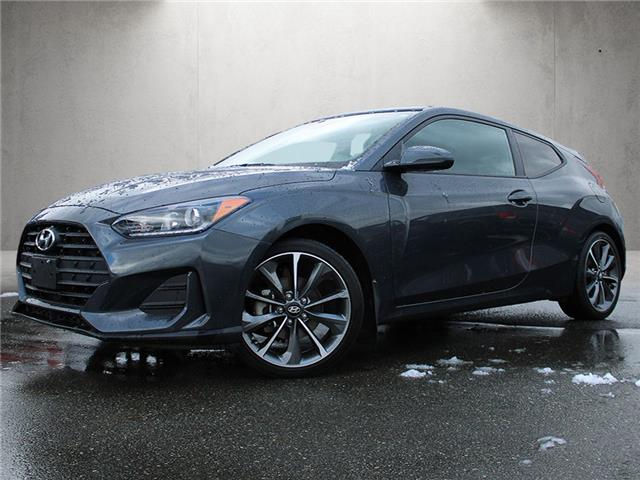 2020 Hyundai Veloster  (Stk: HB6-2248A) in Chilliwack - Image 1 of 18