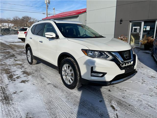 2017 Nissan Rogue  (Stk: 14814) in Regina - Image 1 of 25