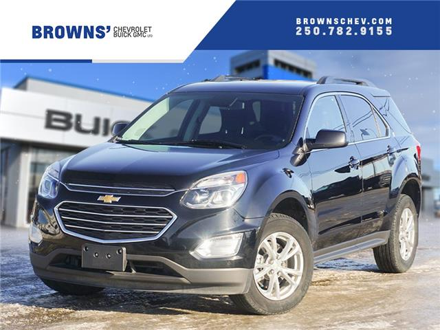 2017 Chevrolet Equinox LT (Stk: 4612A) in Dawson Creek - Image 1 of 16