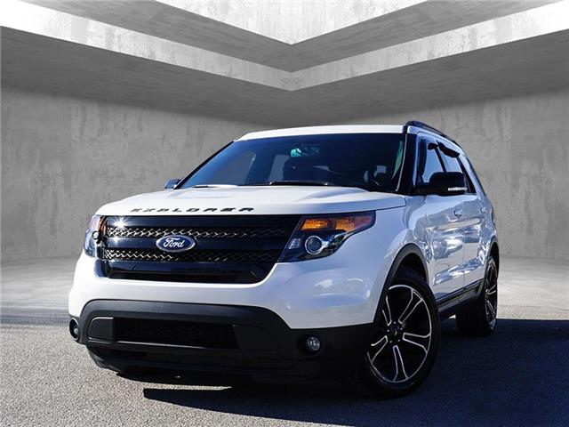 2015 Ford Explorer Sport (Stk: 9667A) in Penticton - Image 1 of 27