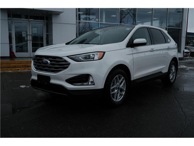 2021 Ford Edge SEL (Stk: 2101200) in Ottawa - Image 1 of 18
