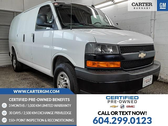 2020 Chevrolet Express 2500 Work Van (Stk: P9-63640) in Burnaby - Image 1 of 22