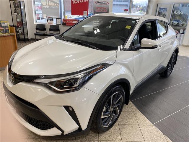 2021 Toyota C-HR Limited (Stk: CHR303) in Niagara Falls - Image 1 of 9