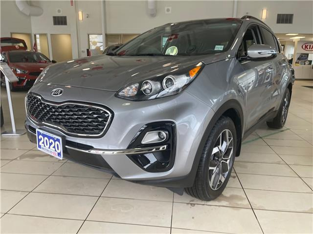 2017 Kia Sportage  (Stk: 21058A) in Waterloo - Image 1 of 26