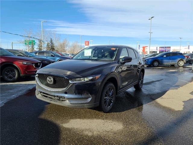 2021 Mazda CX-5 GS (Stk: N6480) in Calgary - Image 1 of 4