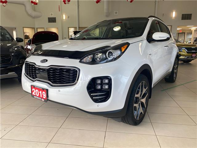 2019 Kia Sportage SX Turbo (Stk: P20046) in Waterloo - Image 1 of 25