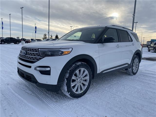 2021 Ford Explorer Limited (Stk: MEX024) in Fort Saskatchewan - Image 1 of 22