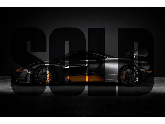 2019 McLaren Senna Coupe (Stk: ) in Woodbridge - Image 1 of 24