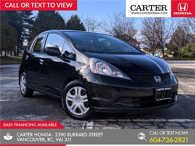 2009 Honda Fit DX-A (Stk: 3L16511) in Vancouver - Image 1 of 18